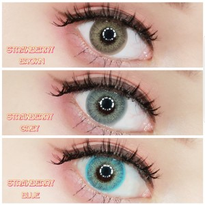SOFTLENS STRAWBERRY by Urban Factory
