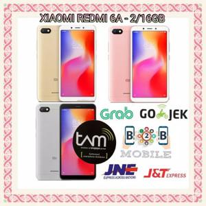 Xiaomi Redmi 6a Ram 2 Rom 16 Gold Distributor Tokopedia