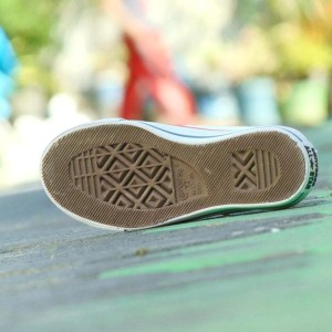 Sepatu Anak Converse Junior Grade Ori Full White Putih Casual Trendy Tokopedia