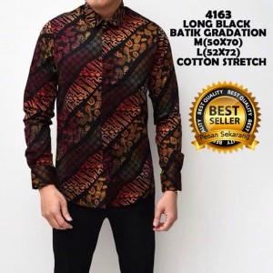 Kemeja Batik Batik Kantor Baju Batik Pria Tokopedia