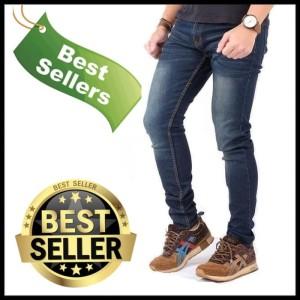 Celana Jeans Panjang Pria Celana Panjang Celana Streatch Tokopedia