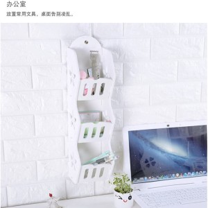 Terbaru Rak Dinding 3 Susun Hiasan Dinding Rak Kosmetik Dekorasi Rumah Tokopedia