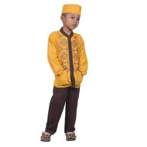 Baju Muslim Anak Laki Laki Koko Gamis Tokopedia