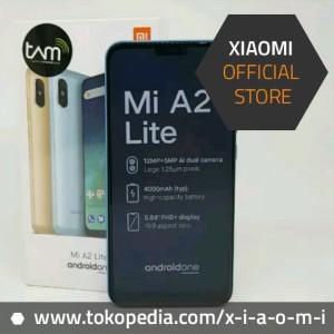 Xiaomi Mi A2 Lite Black 4gb 64gb Garansi Distributor Tokopedia