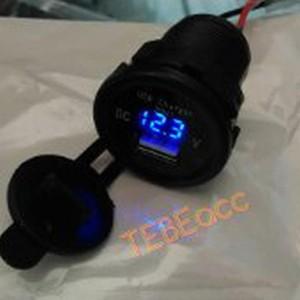 Voltmeter Charger Hp Dimotor New Model Tokopedia