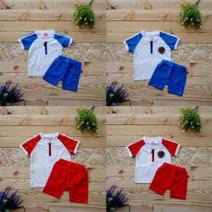 Setelan Baju Bayi Perempuan Setelan Pakaian Bayi Perempuan Motif Lemon Tokopedia