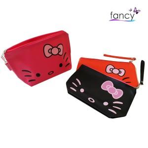 Pouch Hello Kitty Tas Kosmetik Dompet Tempat Pensil Tokopedia