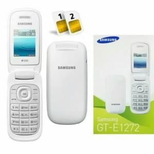 Samsung Caramel Gt E1272 Flip Tokopedia