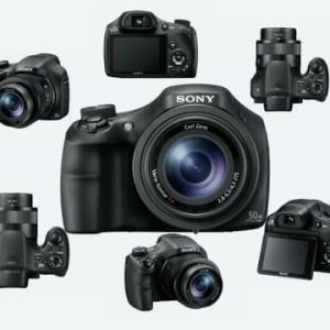 Sony Kamera Prosummer Dsc Hx 350 Tokopedia