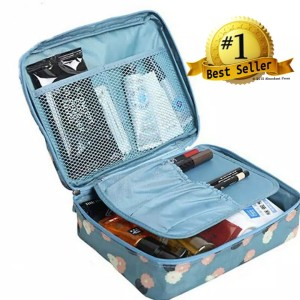 Tas Kosmetik Tas Korea Travel Organizer Bag Lynx Tokopedia