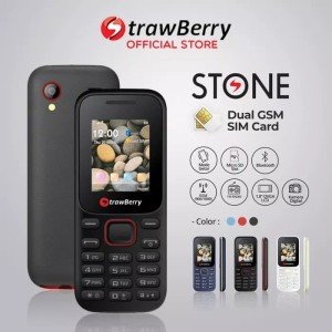 Hp Strawberry St11 Stone Tokopedia