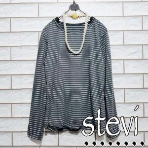 Sumber Fashion Baju Atasan Tee Wanita Top Stevie Salur Spandek Warna Putih Konveksi Murah Tokopedia