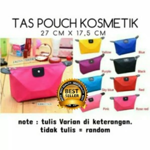 Tas Kosmetik Tas Dompet Kosmetik Make Up Tas Make Up Waterproof Tokopedia