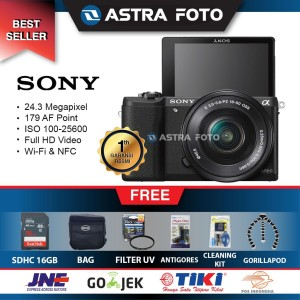 Sony Alpha A5100 Tokopedia