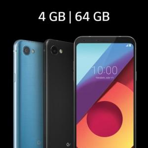 Lg Q6 Plus Ram 4gb Per 64gb Free Jelly Case Tempred Glass Resmi Lg Indonesia Tokopedia