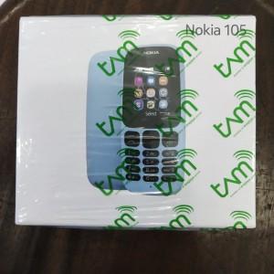Nokia 105 New Black Garansi Resmi Tokopedia