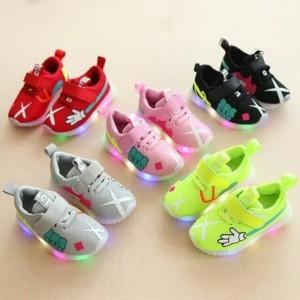 Sepatu Lampu Anak Import Tokopedia