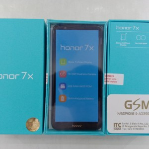 Honor 7x Ram 4gb 64gb Garansi Resmi Indonesia Tokopedia