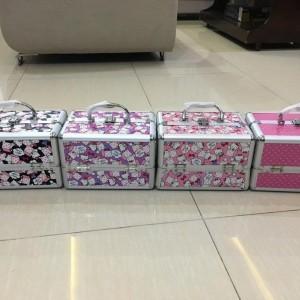 Promo Beauty Case Tas Makeup Tas Kosmetik Koper Makeup Murah Tokopedia