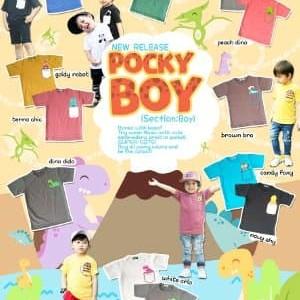 Baju Anak Pocky Boy Tokopedia