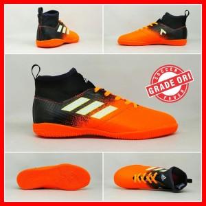 Sepatu Futsal Anak Orange Tokopedia