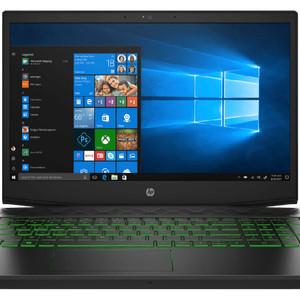 Hp Hewlett Packard Pavilion Gaming Laptop 15 Cx0161tx Green Tokopedia