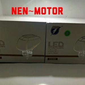 Lampu Tembak Led Rtd Plus Charger Hp Tokopedia