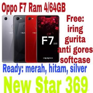Oppo F7 4 64gb Tokopedia