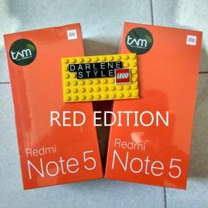Xiaomi Redmi Note 5 Tam Garansi Resmi Tokopedia