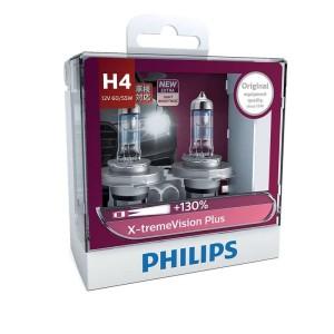 Philips H4 X-treme Vision Plus Xtreme Vision Plus
