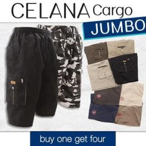 Celana Cargo Pendek Terlaris Tokopedia
