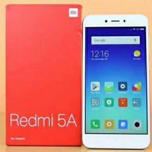 Smartphone Baru Xiaomi Redmi 5a Gold Tokopedia