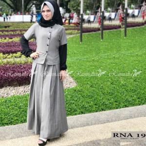 Baju Panjang Set Muslim Tokopedia