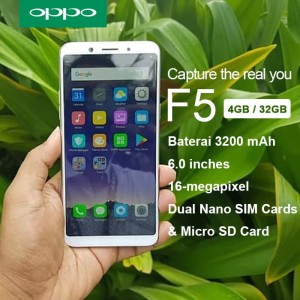 Oppo F5 4gb 32gb Tokopedia