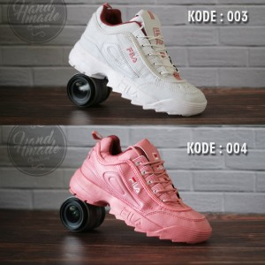 Sepatu Fila Disruptor 2 Tokopedia