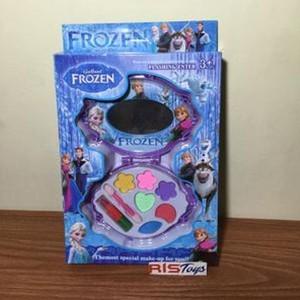 Mainan Anak Cewek Perempuan Wanita Make Up Makeup Cosmetic Kosmetik Set Frozen Murah Bagus Tokopedia