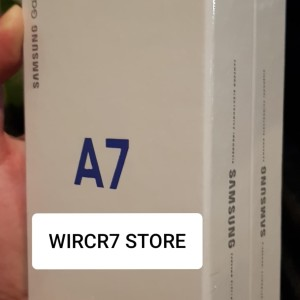Samsung Galaxy A7 2018 New Sein Tokopedia