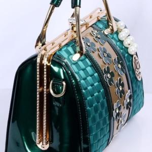 Jual Tas Wanita Branded Merk WEBE Tiara Flora Luxe 3in1 Terbaru Original 1e22eba020