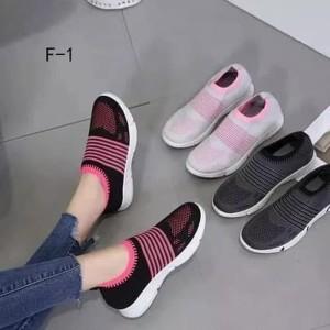Sepatu Wanita Slip On Blaster Tokopedia