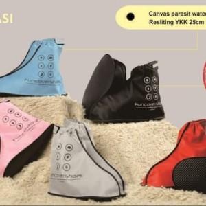 Sepatu Hujan Mantel Sepatu Tokopedia