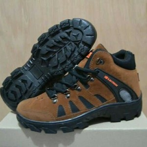 Sepatu Safty Outdoor Hiking Travelling Tokopedia