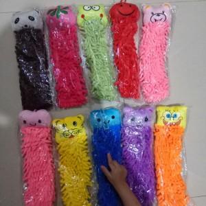 Hand Towel Lap Tangan Microfiber Handuk Tangan Cendol Lucu Unik Murah