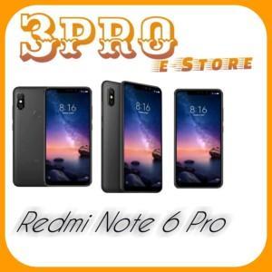 Xiaomi Redmi Note 6 Pro Ram 4gb Tokopedia