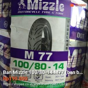 Harga Ban Mizzle Matic Tokopedia