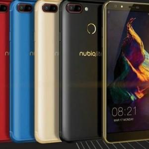 Nubia N2 Lite Ram 3gb Rom 32gb Full Screen Garansi Resmi Langsung Kirim Tokopedia