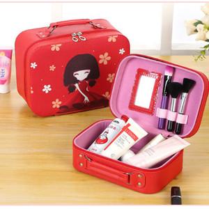Terlaris Panache Princess Cosmetic Box Kotak Kosmetik Makeup Bag Tas Kosmetik Tokopedia