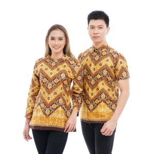 Hem Batik Pria Baju Modern Classic Tokopedia
