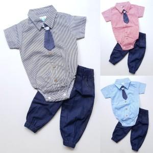 Baju Bayi Denim Tokopedia