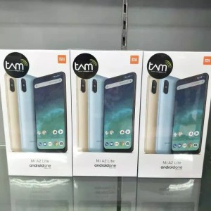 Xiomi Mi A2 Lite 4 64 New Garansi Distri 1 Tahun Tokopedia