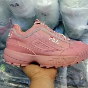 Sepatu Fila Cewek Pink Tokopedia